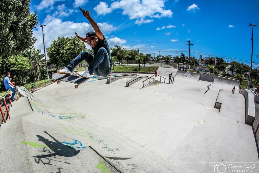 Área de Street, Rodrigo é local da pista e conhece como poucos os atalhos e segredos da pista.