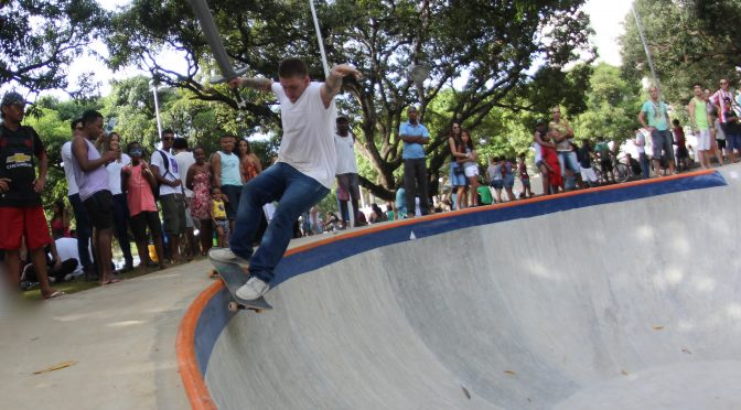 Skatepark – Parque da Cidade – Salvador