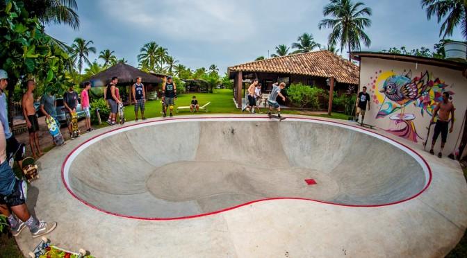 Skate e Surf –  Bahia Surfcamp