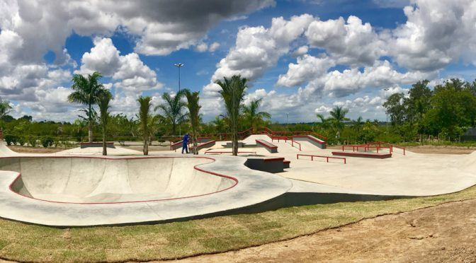 Feira de Santana – Skatepark